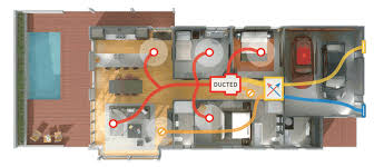 mitsubishi ducted heat pump. Plain Mitsubishi For This Type Of Solution You Will Need Ducted Heat Pump  Mitsubishi T