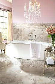 master bathroom crystal chandelier elegant small for with cr