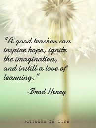 Best Teacher Quotes New Quotes About Good Teachers Bakergalloway Charming Quotes
