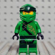LEGO Ninjago Minifigure Season 10 Lloyd NJO490 70670 70679