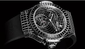 top 10 most expensive watches in the world hublot black caviar bang