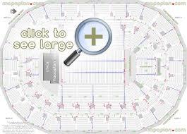 Barclays Center 3d Seating Chart 52 Interpretive Air Canada Centre Row Chart