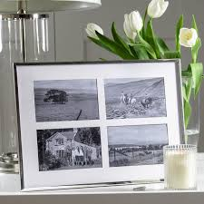 4 aperture silver plated fine photo frame 6x4 search