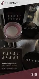 bobbi brown retouching powder pink new in box bobbi brown retouching powder in pink shade final s on all beauty s in my closet