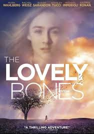 book v film the lovely bones charlie derry book v film the lovely bones ""