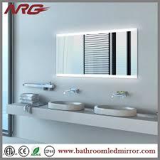 Homebase Illuminated Bathroom Mirrors Homebase Illuminated