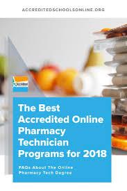 Trade Schools Online The Best 2018 Pharmacy Technician Schools Programs Near You