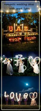 35 Inspirational Ideas To Make A Stunning Starry Night Wedding