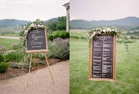 Pretty Pandjlettering Our Favorite Signs Seating Charts