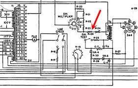 antique radio forums • view topic weston 981 type 3 tube tester schematic error perhaps image image