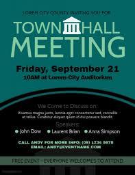 Meeting Poster Template Under Fontanacountryinn Com