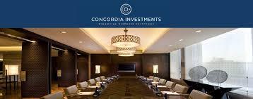Concordia Investments   LinkedIn