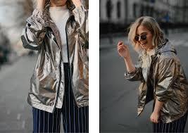 wearing zara turtle neck top fila pants h m silver jacket primark sunglasses cos earrings adidas stan smith trainers