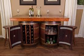Image Barrel Bar Wine Barrel Barisland Set Napa East Wine Barrel Barisland Set Napa East
