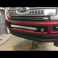 Vivid Light Bars Phone Number Package Of 1 Dual Color Light Bar 2 Pack 3 2 Inch 20w Led