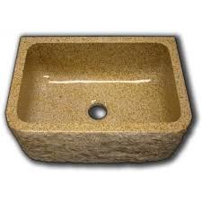 Granite Composite Kitchen Sinks Rockwell Design Stone Granite Front Apron Farm Kitchen Sink 26 1