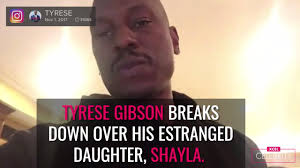 Tyrese Gibson Ends Custody Battle With Ex-Wife Norma Gibson - Life ...
