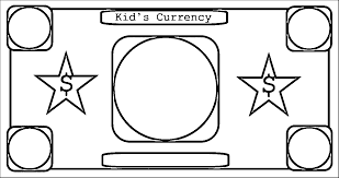 Money Coloring Sheet Amazing Money Coloring Pages 18 On Download