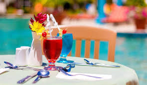 bay gardens beach resort spa luxury drinks holidays