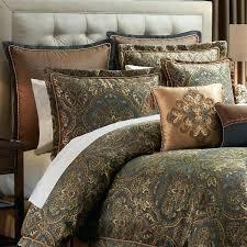 pleasing brown damask comforter d9827784 comforter sets bedspreads throughout brown damask set designs brown damask king comforter set