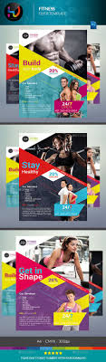 best ideas about flyer printing flyer template fitness flyer
