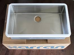 karran undermount sink. An Undermount Sink In Laminate Countertops Karran