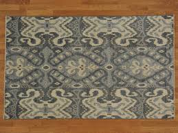 wayfair area rugs ikat rug taupe royal blue indoor outdoor navy plush contemporary wool geometric flooring mission style spanish cabin home sense big