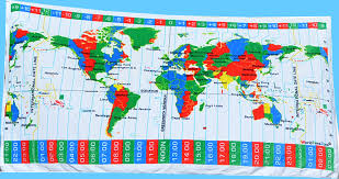 World Time Zones Online Store Shop Online For