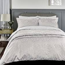 white and silver duvet cover sweetgalas