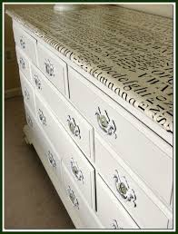 how to wallpaper furniture. Furniture-How-to-paint-and-_thumb How To Wallpaper Furniture