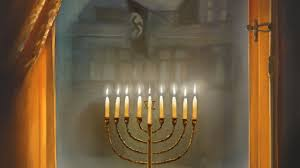 Menorah Rehabilitation Rabbi Yy Jacobson Chanukah 5779 Day 1 The Menorah The Swastika