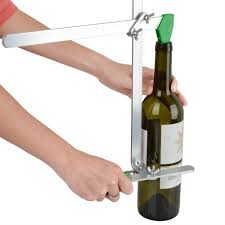glass bottle cutter cutting tool kit for wide mouth jars wine bottles up to 6 gallons com