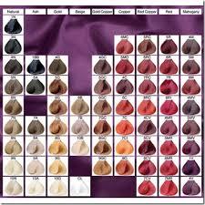 Clairol Professional Color Chart Fxtradingcharts Com