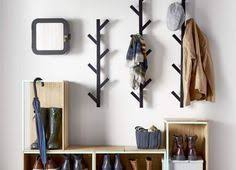 Ikea Ps Coat Rack Maybe Not The Most Clever Way To Use Space But Definitely Looks Nice 56