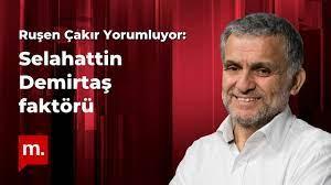 Selahattin Demirtaş faktörü - YouTube