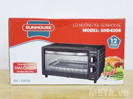 Lò nướng Sunhouse SHD4206 10 lít - META.vn