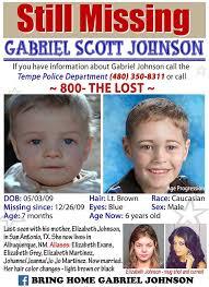 Account Suspended   Scott johnson, Missing and exploited children, Gabriel  scott