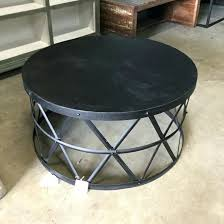 metal coffee tables best ideas on wood throughout metallic table plans base round