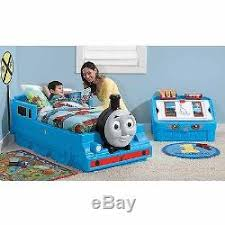 Train Toddler Bed Thomas The Tank Engine And Friends Bedroom ...