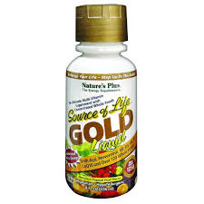 Nature's Plus <b>Source of Life</b> Gold Liquid | Nourish.ie