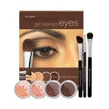 bare escentuals get started eyes 7 piece everyday eye collection 114 00 value