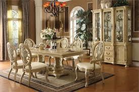 antique white dining room set. Antique White Dining Room Furniture Remarkable Art Sets Table Intended For Set N