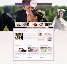 Wedding Website Templates Wedding Website Template 24 1