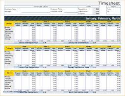 Bi Weekly Timesheet Calculator With Biweekly Lunch Break Excel Plus