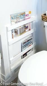 Bathroom Wall Magazine Holder Amazing Wall Magazine Holder Bathroom Wall Mounted Wood Bathroom Magazine