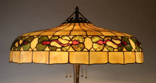 lamp shades design antique stained glass lamp shades with golden linen colours and colourful decorative
