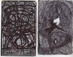 the most gripping photo essays on prisons and criminal justice these prisoner s near opaque pen drawings mirror the horrors of solitary confinement