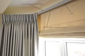 curtain ceiling track pics mounted for bay window homeminimalis