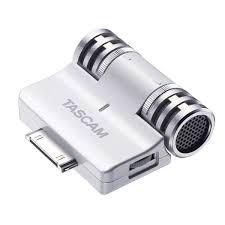 TASCAM iM2, купить <b>микрофон для iOS</b> TASCAM iM2