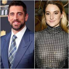 Aaron Rodgers and Shailene Woodley's ...